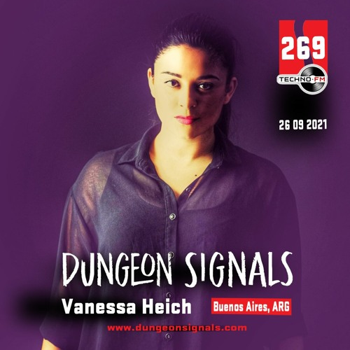 Dungeon Signals Podcast 269 - Vanessa Heich