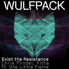 Chris Mindel, FITTA - Exist the Resistance (Anaiek, Robot Batson Remix) PREVIEW