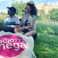 Emission road-trip vélo-radio • Grignan • Roses, festival et Châteaux