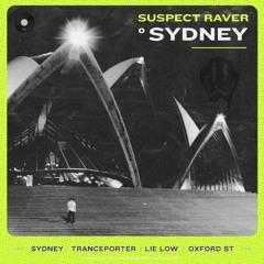 PREMIERE: Suspect Raver - Lie Low [FILTH004]