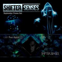 Shifter Senses DJ - September Promo (Psychedelic)