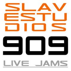 Slavestudios - TR909 Live Jam - 2016.02.25