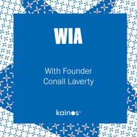 An interview with Conall Laverty, Founder of WIA