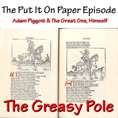 TGP 0016 - The Put It On Paper Episode