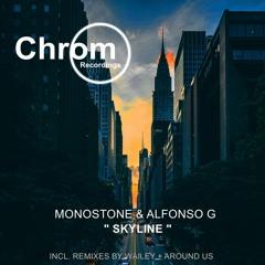 Monostone, Alfonso G - Fancy (Wailey's Remix) [Chrom]