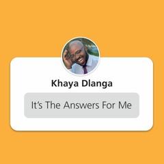 702 | Khaya Dlanga on The Weekend Breakfast with Refiloe Mpakanyane