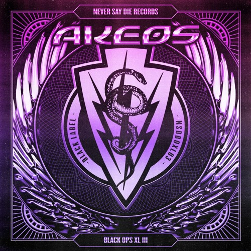 VA - Black Ops XL III (Mixed by Akeos)