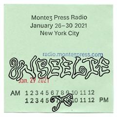unseelie invites: Estoc + Snufkin for Montez Press Radio