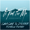 Alesso & Anitta - Is That For Me (Chachi & Dstar Rumble Remix)