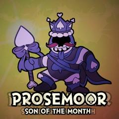 [Deltarune AU][PROSEMOOR - Lancer] Son of the Month