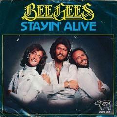 Bee Gees - Stayin' Alive (Jay Wees & Vi Anabella Kara 2021 Remix)