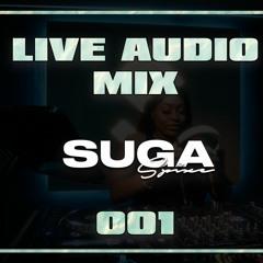 Live Audio Mix 001