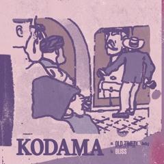 KODAMA (FT. JAFU) - BLISS // OLD TIMEZ CLIPS [LDHX005]