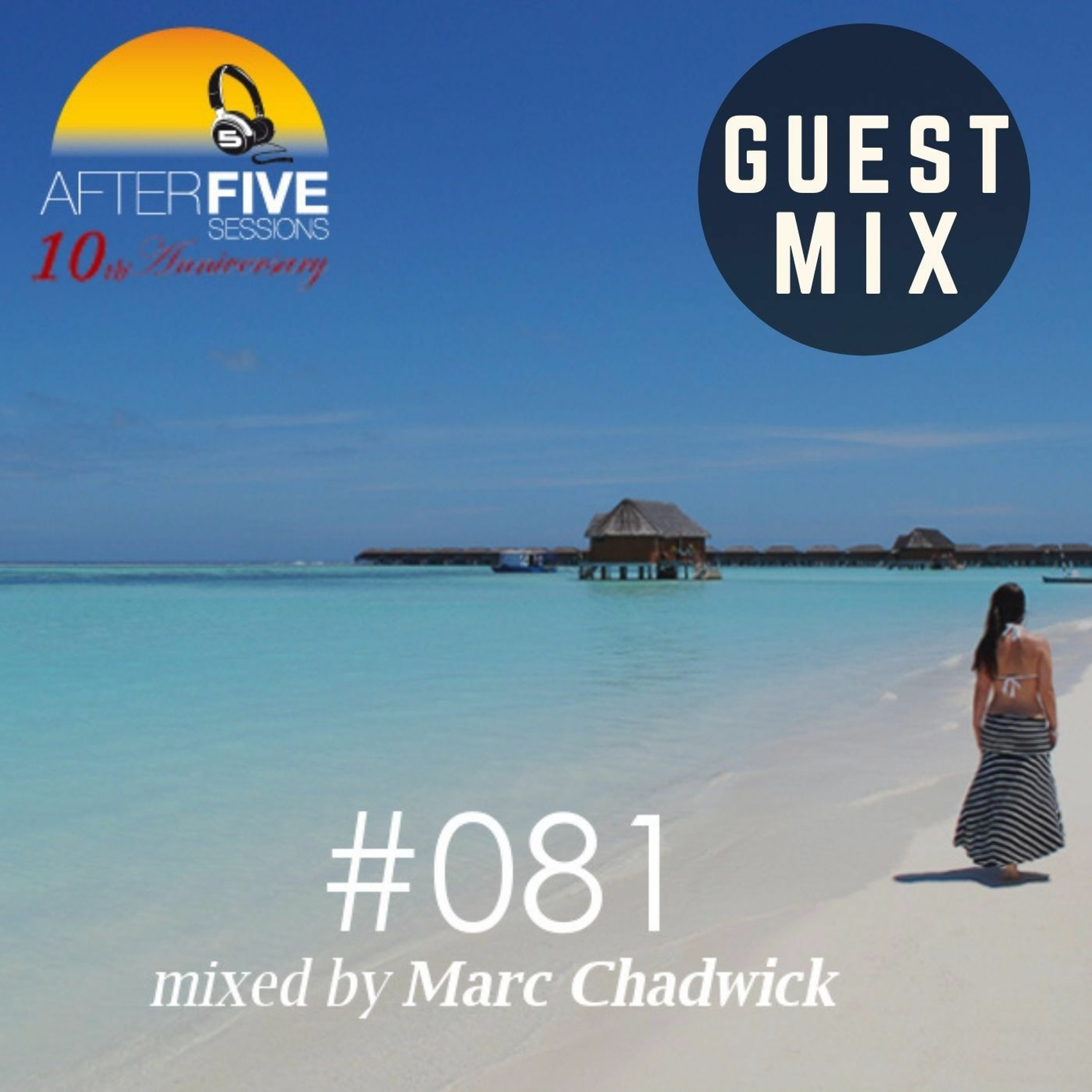 Episode 81 mixed by Marc Chadwick