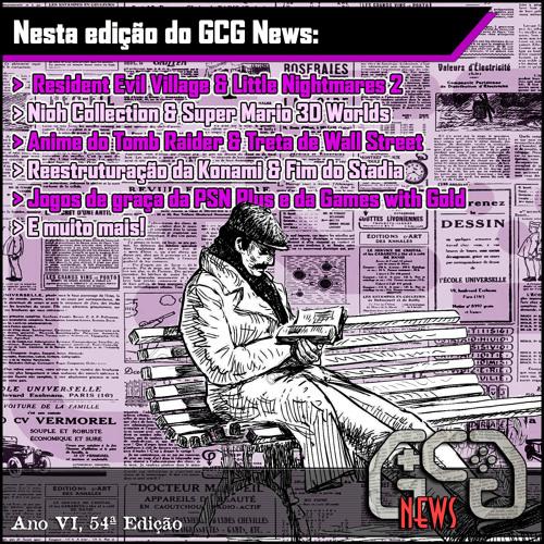 GCG News - Ano VI, 54a Edicao