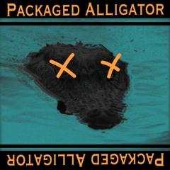 Packaged Alligator