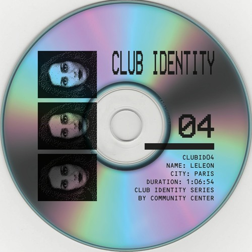 CLUB IDENTITY SERIES / MIXED CDS AVAILABLE ON BANDCAMP