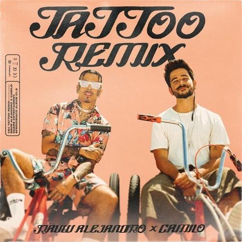 Rauw Alejandro & Camilo - Tattoo Remix (Gam's Extended Mix)