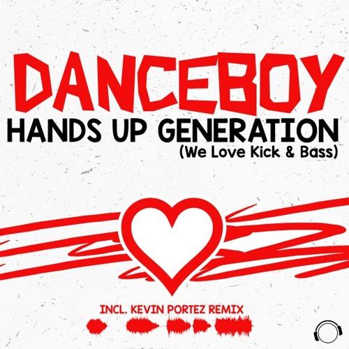 Hands Up Generation (We Love Kick & Bass) (Radio Edit)