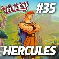 HERCULES | Zwei PRINZESSINNEN reden über Disney | #35