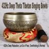 432Hz Tibetan Shanti Bowls