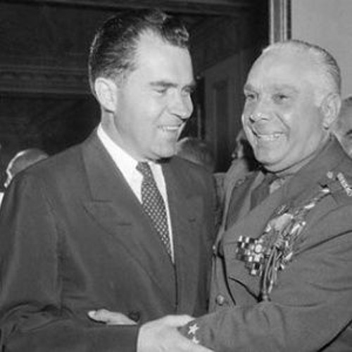 Historias 40 – Aaron Coy Moulton on Right-Wing Caribbean Dictators