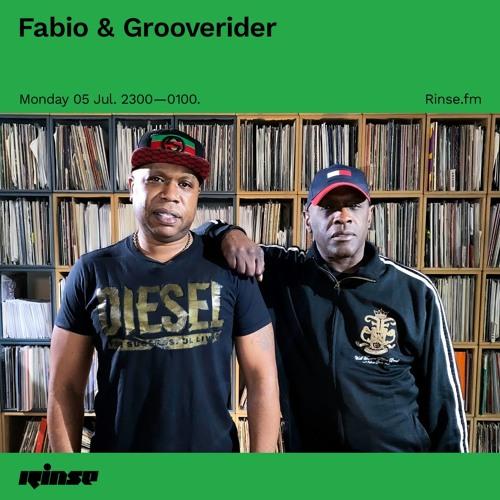 Download Fabio & Grooverider - Rinse FM (05-07-2021) mp3