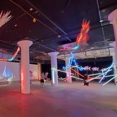 The Arts Section: New Pop-Up Illuminates Neon Art