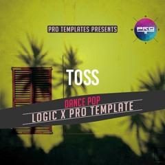 Toss Logic X Pro Template