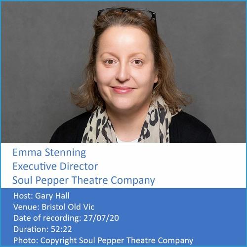 In Conversation: Emma Stenning - Executive Director, Soul Pepper