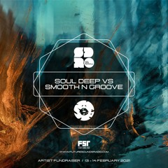 SoulStructure (Hosted by Longman) - Soul Deep vs Smooth N Groove - February 2021