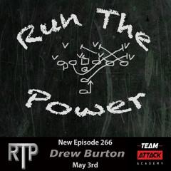 Drew Burton - Developing Tight Ends & Offensive Linemen Ep. 266