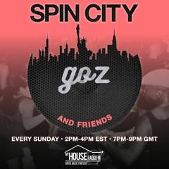 Goz - Spin City Vol 210