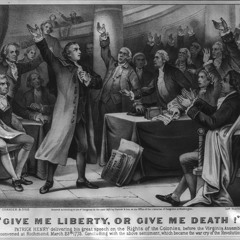 Give Me Liberty Or Give Me Death - Read by Bob Gonzalez