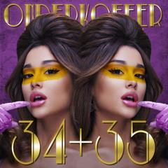 Ariana Grande - 34+35 (Onderkoffer Remix)