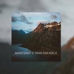 Main Samt-E-Yaar Par Nikla By Arshad Salim Poetries