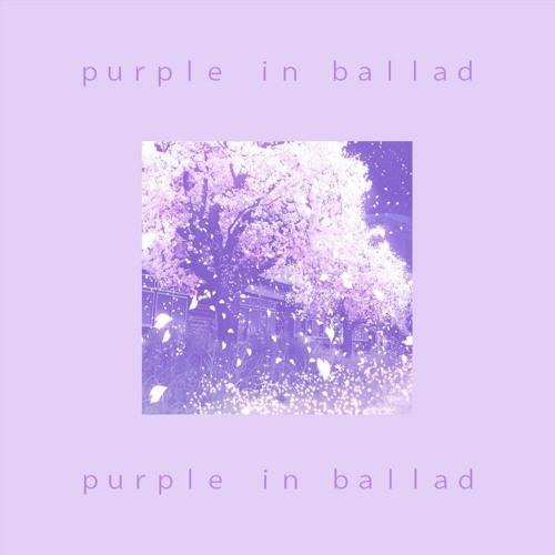 Q-Bale - purple in ballad