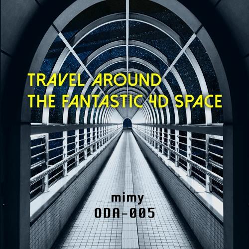 Travel Around The Fantastic 4D spece  sample