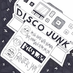 Disco Junk - I'm No Good With Numbers But I Know What Tram I'm On