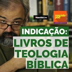 INDICAÇÃO: LIVROS DE TEOLOGIA BÍBLICA