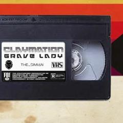 Claymation GraveLady