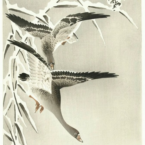 """交響詩「定家の春」1. 雁の旅 /Symphonic poem """"JAPAN Fantastic Springs 1. Migrators and Thaw"""""""