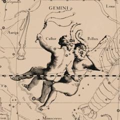 7. Созвездие Близнецы. Gemini