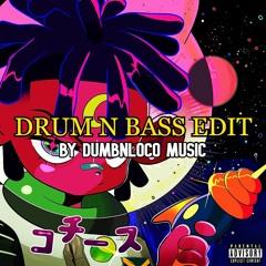 Cochise - Pocket Rocket (DRUM N BASS EDIT) (Prod. by DumbNLoco Music)