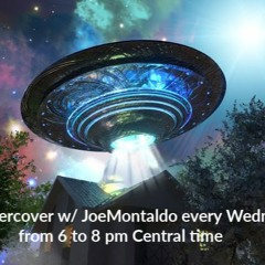 SIGNS OF ALIEN ABDUCTION w alien abduction experts Joe Montaldo & A.S Over The Rainbow Show
