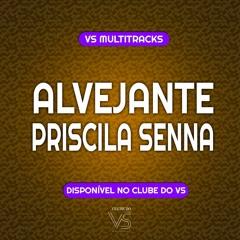 Alvejante - Priscila Senna - Playback e VS Sertanejo e Forro
