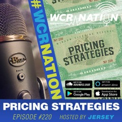 Strategic pricing   WCR Nation EP 220  a window cleaners podcast