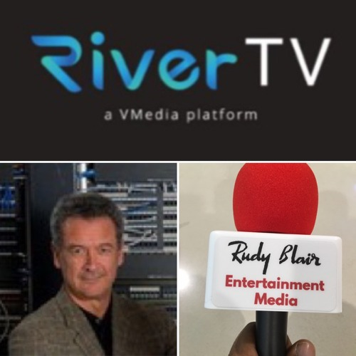 Intv w George Burger CoFounder of new Canadian live TV & On Demand Streaming Service  'RiverTV'