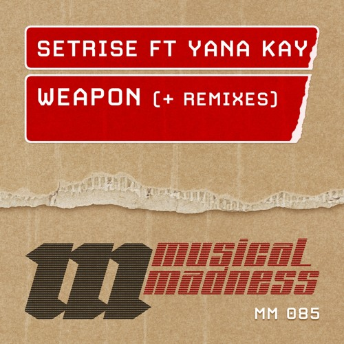 Weapon (DJ Feel Radio Edit) [feat. Yana Kay]