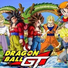 Dragon Ball GT - Coração De Criança InstrumentalRemix